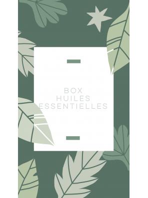 Box huiles essentielles