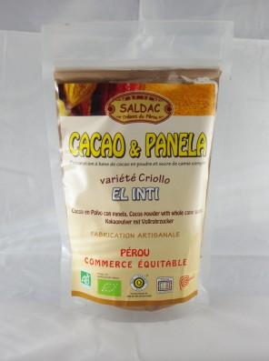 Cacao en poudre sucré