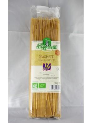Spaghetti semi-complets